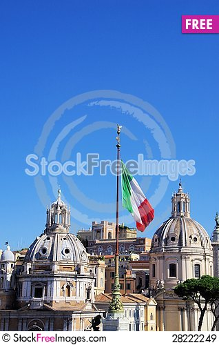 Free Rome Italy Royalty Free Stock Images - 28222249