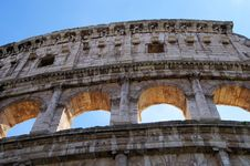 Free Colosseum, Rome Italy Royalty Free Stock Photo - 28222395
