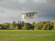 Free Lovell Telescope, Jodrell Bank Stock Image - 28222751