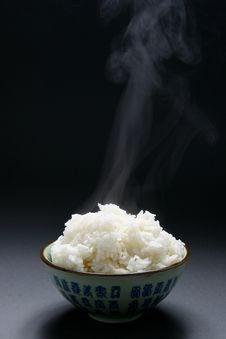Free Chinese White Rice Stock Images - 28223264