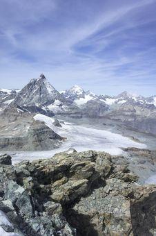 Free Matterhorn Stock Photography - 28223282