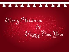 Free Christmas And New Year Royalty Free Stock Photo - 28229105