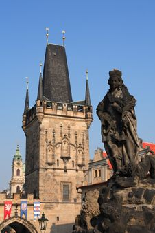 Free Prague Architecture Royalty Free Stock Photography - 28229297