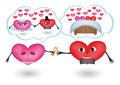 Free Dreams Of Loving Hearts Royalty Free Stock Photos - 28232528
