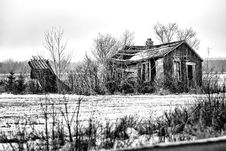 Free Decaying Shack Stock Photos - 28242003
