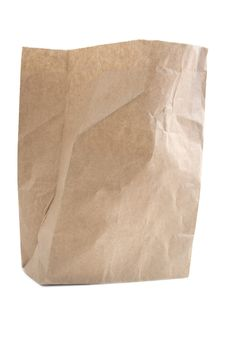 Free Recycle Brown Paper Bag Stock Image - 28243221