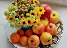 Free Autumn Still Life Royalty Free Stock Photos - 28246488