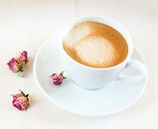Free Cup Of Coffee Stock Photography - 28248202