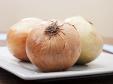 Free Onion Royalty Free Stock Photography - 28248797