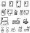 Free Icons - Electronics Stock Photo - 28248950