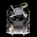 Free CPU Heatsink With Fan Royalty Free Stock Photos - 28255198