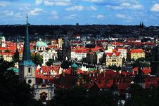 Free Prague Castle, Little, Qarter, Prague, Czech Republic Stock Photos - 28251783