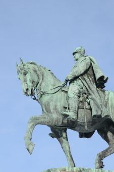 Cavalier Monument