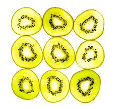 Free Kiwifruit Isolated Stock Images - 28254684