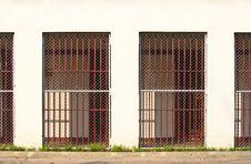 Old Jail Royalty Free Stock Photos