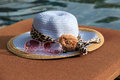 Free Sunglasses And Sunhat Royalty Free Stock Photography - 28261337