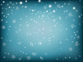 Free Winter Background With Snowflakes Royalty Free Stock Images - 28262119