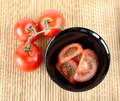 Free Salad With Tomatoes Stock Photos - 28263763