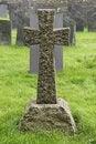 Free Granite Stone Cross. Stock Photography - 28264202