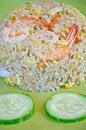 Free Fried Rice With Shrimp. Stock Photos - 28268283