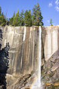 Free Waterfall In Yosemite National Park Royalty Free Stock Photography - 28268457
