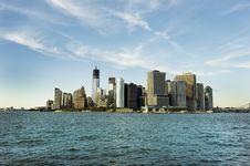 Free Manhattan - World S Financial Center Stock Photography - 28263962