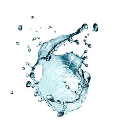 Free Water Splash Abstract Stock Photography - 28265722