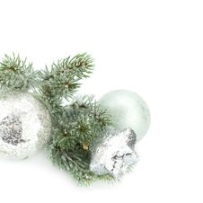 Free Christmas Ball. Stock Photography - 28267462