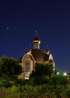 Free Church Stock Photography - 28269052
