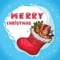 Free Christmas Card Stock Image - 28279681