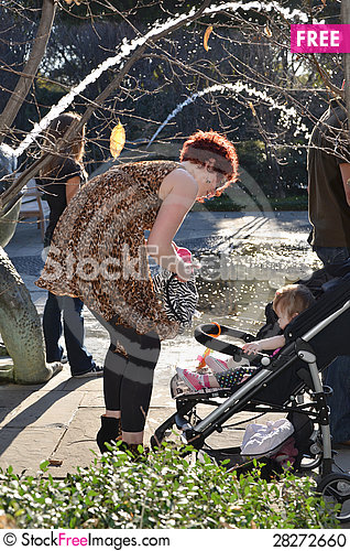 Free Motherly Duties Stock Photo - 28272660