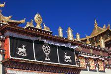 Free Little Potala Palace Lamasery Royalty Free Stock Images - 28271519