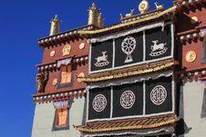 Free Little Potala Palace Lamasery Royalty Free Stock Photography - 28271607
