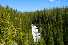 Free Grand Canyon Of The Yellowstone National Park Royalty Free Stock Photography - 28272587