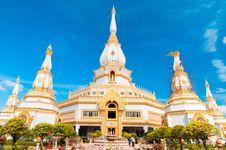 Free Wat Jay Dee Chaiyamongkol, Thailand Royalty Free Stock Photos - 28276008