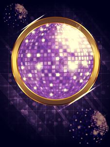 Free Disco Ball Royalty Free Stock Image - 28276666