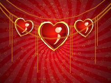 Free Valentine Jewelry Hearts Royalty Free Stock Image - 28276756
