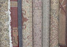 Free Indian Carpets Royalty Free Stock Image - 28278906