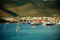 Free Yacht Club In Saint Thomas Stock Photo - 28283240