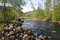 Free River Bucharama Royalty Free Stock Photo - 28285255