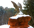 Free Eagle Statue Royalty Free Stock Photography - 28287757