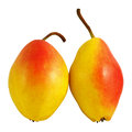 Free Two Sweet Pears Stock Images - 28287804