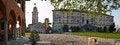 Free Castle  Of Udine Stock Image - 28288031