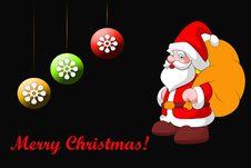 Free Santa Claus Stock Photography - 28280172