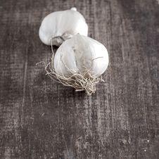 Garlic Close Up Royalty Free Stock Images