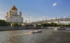 Free Cathedral Of Christ The Saviour Stock Image - 28286581