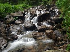 Free A Mountain Stream Stock Image - 28287631