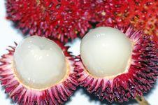 Free Pulasan Fruits Stock Image - 28289321