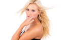 Free Attractive Young Blonde Model Royalty Free Stock Photography - 28291937