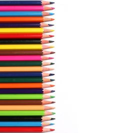 Free Color Pencils Stock Photo - 28290370